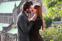 NOT ANOTHER HAPPY ENDING, from left: Stanley Weber, Karen Gillan, 2013