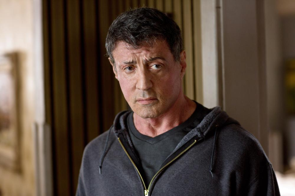 GRUDGE MATCH, from left: Sylvester Stallone, 2013. ph: Patti Perret/©Warner Bros.