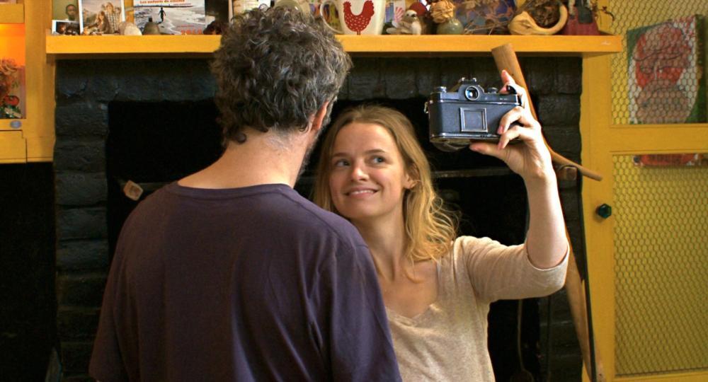 LOVE BATTLES, (aka MES SEANCES DE LUTTE), from left: James Thierree, Sara Forestier, 2013. ©Adopt Films