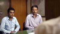THE LUNCHBOX, (aka DABBA), from left: Nawazuddin Siddiqui, Irrfan Khan, 2013, ph: Michael Simmonds/©Sony Pictures Classics