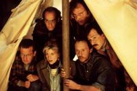 CITY SLICKERS, Daniel Stern, David Paymer, Helen Slater, Josh Mostel, Billy Crystal, Bruno Kirby, 1991