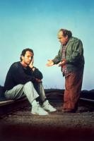 THROW MOMMA FROM THE TRAIN, Billy Crystal, Danny De Vito, 1987