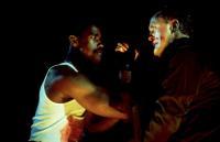 RICOCHET, Denzel Washington, John Lithgow, 1991
