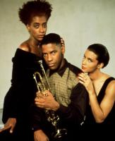 MO' BETTER BLUES, Joie Lee, Denzel Washington, Cynda Williams, 1990