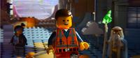 THE LEGO MOVIE, l-r: Wyldstyle (voice: Elizabeth Banks), Emmet (voice: Chris Pratt), Vitruvius (voice: Morgan Freeman), 2014, ©Warner Bros. Pictures