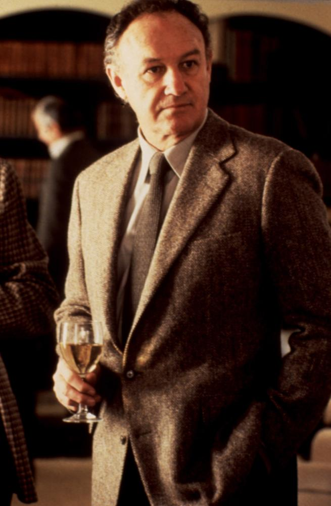 ANOTHER WOMAN, Gene Hackman 1988