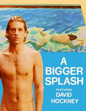 Movie for Film a bigger splash