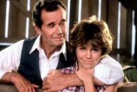 MURPHY'S ROMANCE, James Garner, Sally Field, 1985