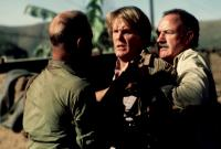 UNDER FIRE, Ed Harris, Nick Nolte, Gene Hackman, 1983