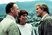UNDER FIRE, Gene Hackman, Joanna Cassidy, Nick Nolte, 1983