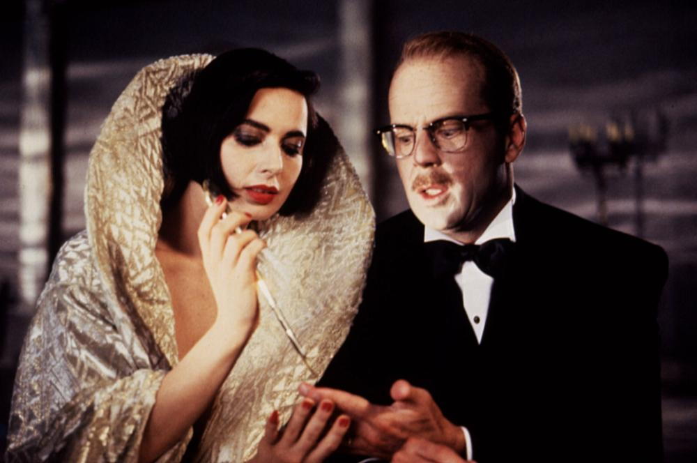 DEATH BECOMES HER, Isabella Rossellini, Bruce Willis, 1992