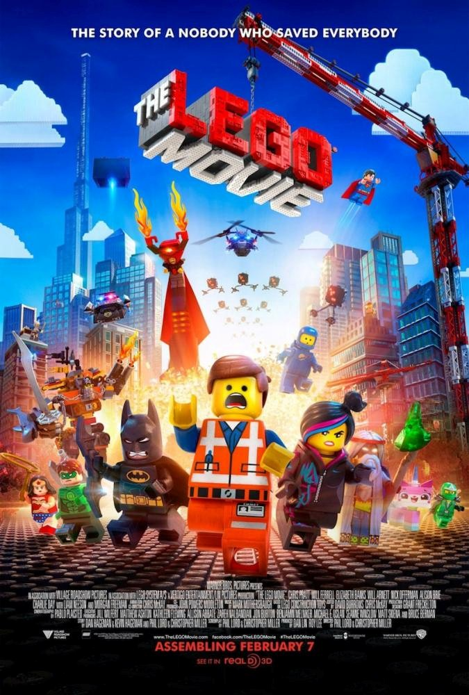 Cineplex.com | The LEGO Movie