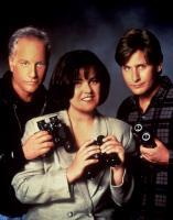 ANOTHER STAKEOUT, Richard Dreyfuss, Rosie O'Donnell, Emilio Estevez, 1993. ©Buena Vista Pictures