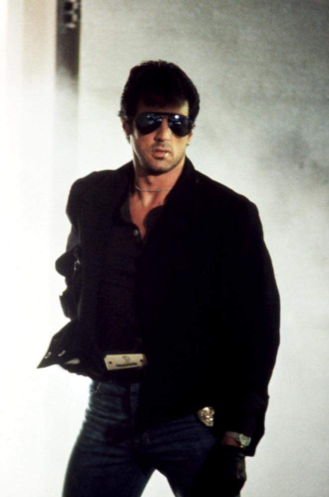 COBRA, Sylvester Stallone, 1986. (c) Warner Bros..