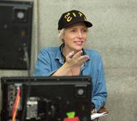 ENDLESS LOVE, director Shana Feste, on set, 2014. ph: Quantrell D. Colbert/©Universal Pictures