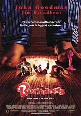 The Borrowers - A Family Favourites Presentation