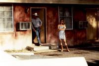 FLESH AND BONE, Dennis Quaid, Meg Ryan, 1993