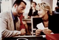 FRENCH KISS, from left: Jean Reno, Meg Ryan, 1995, TM and Copyright (c) 20th Century Fox Film Corp. All rights reserved. Jean Reno, Meg Ryan, 1995
