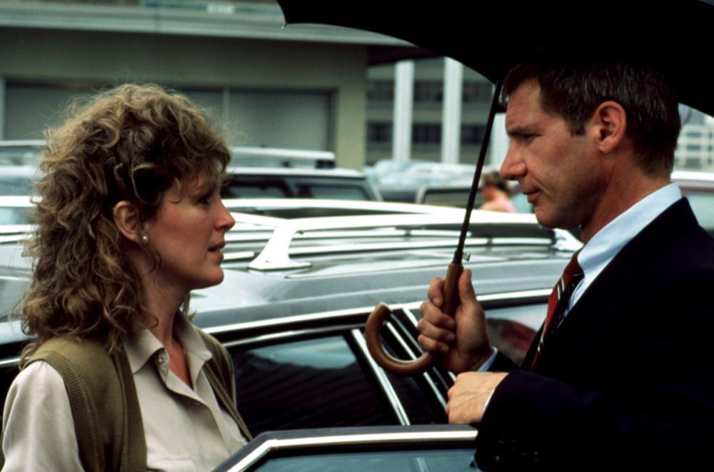 PRESUMED INNOCENT, Bonnie Bedelia, Harrison Ford, 1990  Presumed Innocent 1990