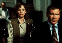 PRESUMED INNOCENT, Bonnie Bedelia, Harrison Ford, 1990