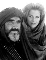 WIND AND THE LION, THE, Sean Connery, Candice Bergen, 1975