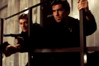 GOLDENEYE, Sean Bean, Pierce Brosnan, 1995