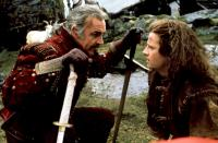 HIGHLANDER, Sean Connery, Christopher Lambert, 1986, TM & Copyright (c) 20th Century Fox Film Corp. All rights reserved.""