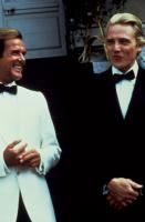A VIEW TO A KILL, Roger Moore, Christopher Walken, 1985, (c) United Artists