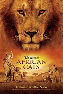 African Cats - Disney Nature