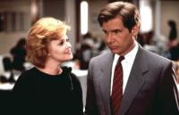 WORKING GIRL, Melanie Griffith, Harrison Ford, 1988, TM & Copyright (c) 20th Century Fox Film Corp. All rights rserved.