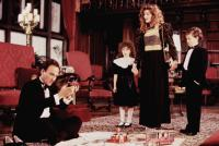 MR. DESTINY, James Belushi, Rene Russo, 1990, playing with model cars