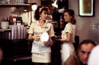 FRANKIE AND JOHNNY, Kate Nelligan, Michelle Pfeiffer, 1991