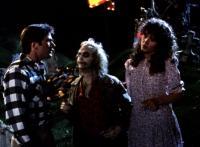 BEETLEJUICE, Alec Baldwin, Michael Keaton, Geena Davis, 1988