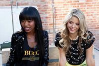 G.B.F., from left: Xosha Roquemore, Sasha Pieterse, 2013. ph: Kate Romero/©Vertical Entertainment