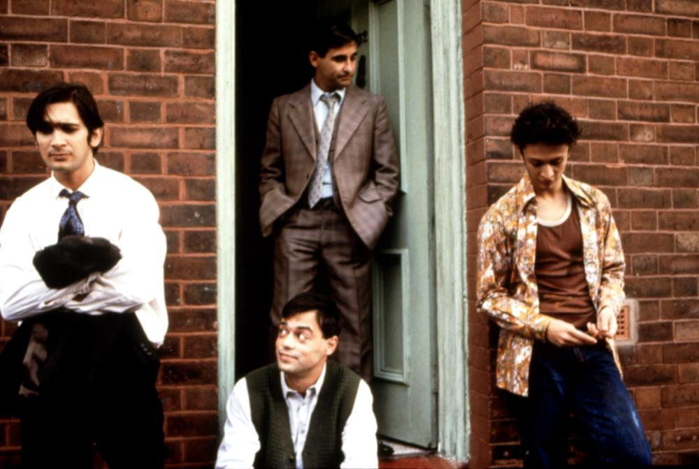 EAST IS EAST, Jimi Mistry, Emil Marwa, Raji James, Chris Bisson, 1999
