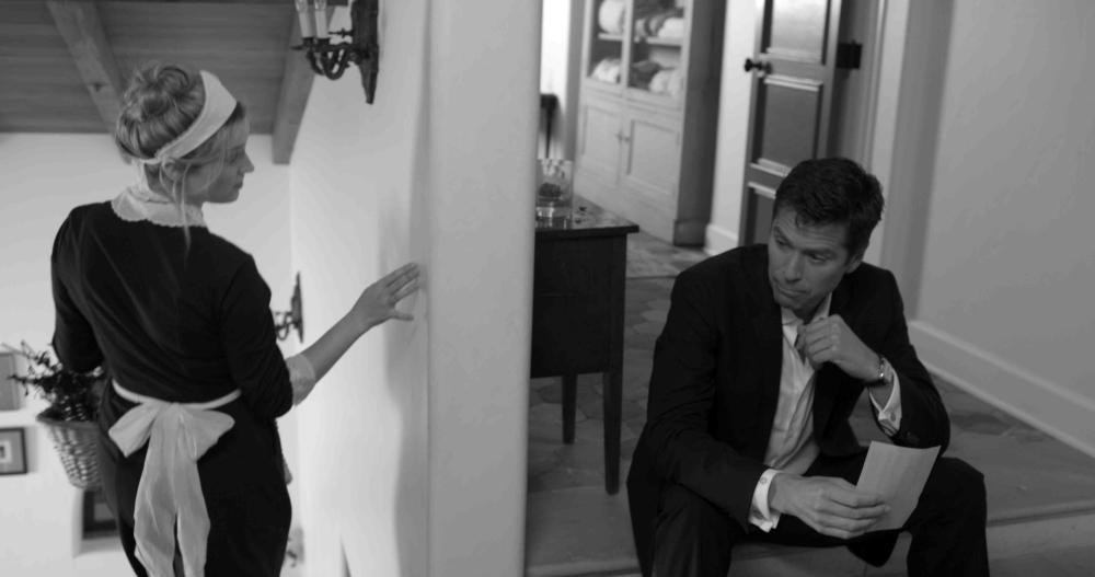 MUCH ADO ABOUT NOTHING, Alexis Denisof (right), 2012. ©Lionsgate