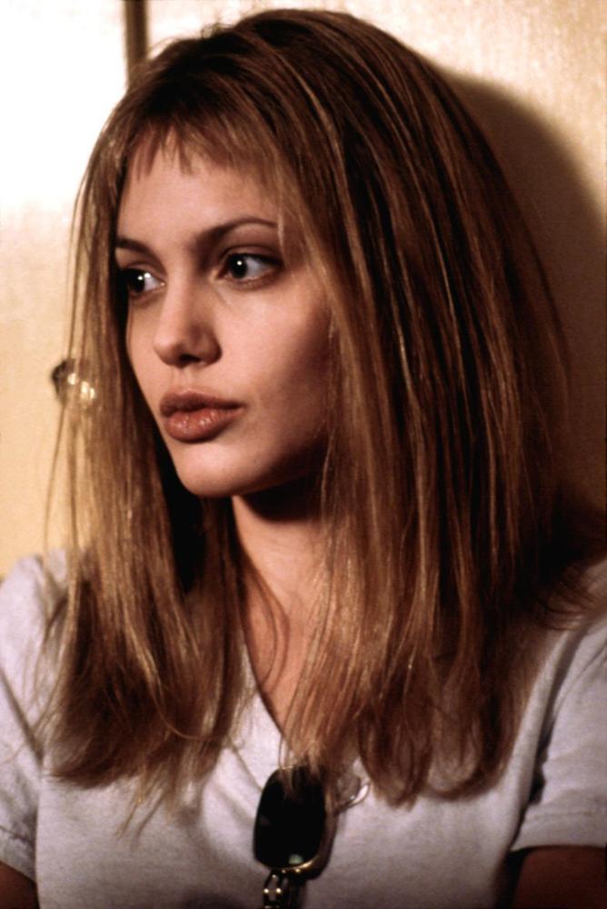 GIRL INTERRUPTED, Angelina Jolie, 1999