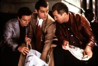 GOODFELLAS, Joe Pesci, Ray Liotta, Robert De Niro, 1990