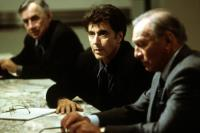 THE INSIDER, Philip Baker Hall, Al Pacino, Christopher Plummer, 1999, policy meeting