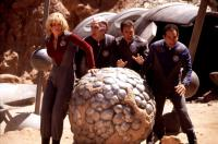GALAXY QUEST, Sigourney Weaver, Alan Rickman, Tim Allen, Tony Shalhoub, 1999