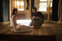 THE QUIET ONES, l-r: Olivia Cooke, Sam Claflin, 2014. ph: Chris Harris/©Lionsgate