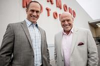 SMALL TIME, from left: Christopher Meloni, Dean Norris, 2014. ©Anchor Bay Entertainment