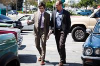 SMALL TIME, from left: Devon Bostick, Christopher Meloni, 2014. ©Anchor Bay Entertainment
