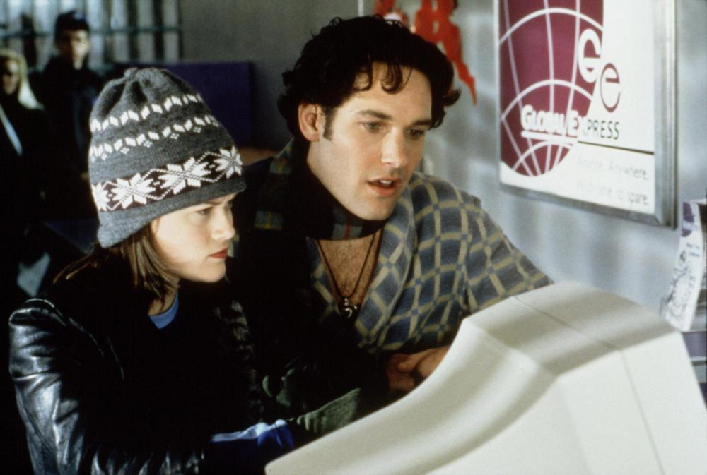 OVERNIGHT DELIVERY, Reese Witherspoon, Paul Rudd, 1998