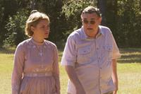THE SACRAMENT, l-r: Amy Seimetz, Gene Jones, 2013/©Magnolia Pictures