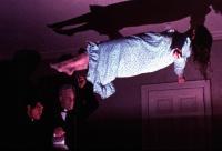 THE EXORCIST, Jason Miller, Max von Sydow, Linda Blair, 1973. (c) Warner Bros..