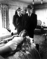 FAREWELL MY LOVELY, John Ireland, Robert Mitchum, Sylvia Miles, 1975