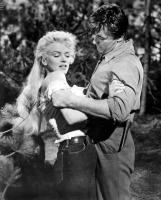 RIVER OF NO RETURN, Marilyn Monroe, Robert Mitchum, 1954. TM and Copyright © 20th Century Fox Film Corp. All rights reserved..