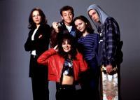 PECKER, Lili Taylor, Edward Furlong, Christina Ricci, Brendan Sexton, (in front) Martha Plimpton, 1998