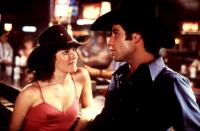 URBAN COWBOY, Debra Winger, John Travolta, 1980